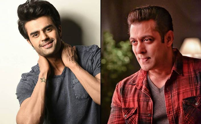 Maniesh Paul Is Literally Pumping Up For This Reason - It Has A Salman Khan Connection!
