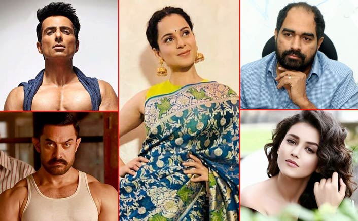 Manikarnika Debacle: Kangana Ranaut Takes A Dig At Director Krish, Sonu Sood & Her Contemporaries!