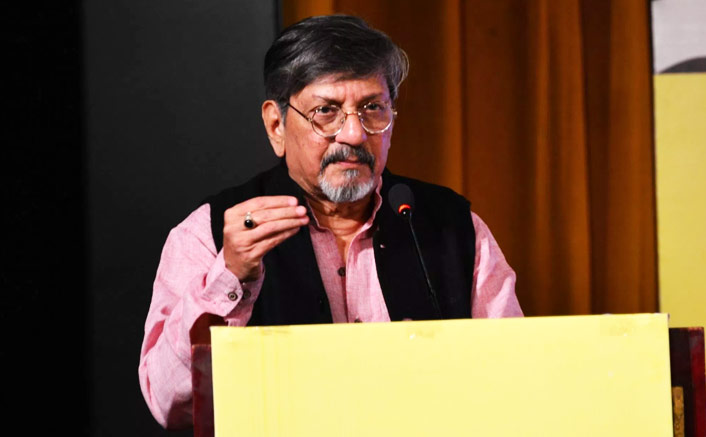 NGMA was perfect platform to raise the questions that I did: Amol Palekar