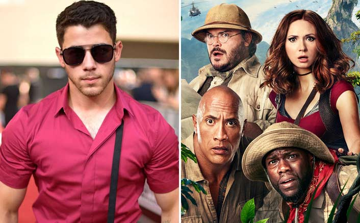Jumanji: Welcome to the Jungle: Nick Jonas & Dwayne Johnson & Team Returns For The Sequel!