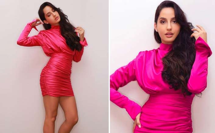 Nora Fatehi gets candid on her preparation for 'Street Dancer'