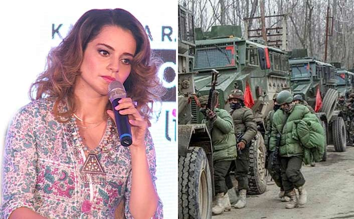 Pakistan ban is not the focus, Pakistan destruction is : Kangana Ranaut on Pulwama Attack