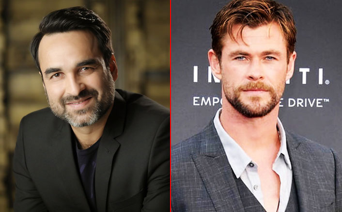 Pankaj Tripathi now bags his first international project With Chris Hemsworth!