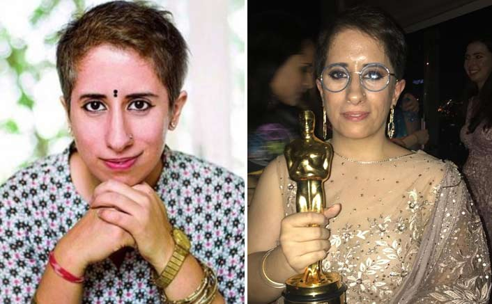Periods don't stop us from achieving anything: Monga after Oscar win
