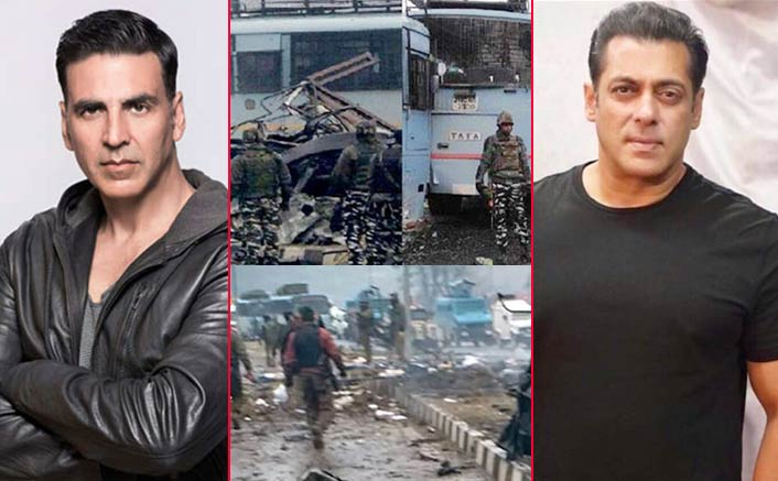 Pulwama Attack: Here's How Much Akshay Kumar, Salman Khan & Other Celebs Have Contributed