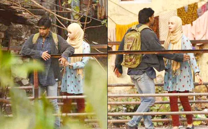 Ranveer Singh and Alia Bhatt shot for over 25 days at real slums in Mumbai