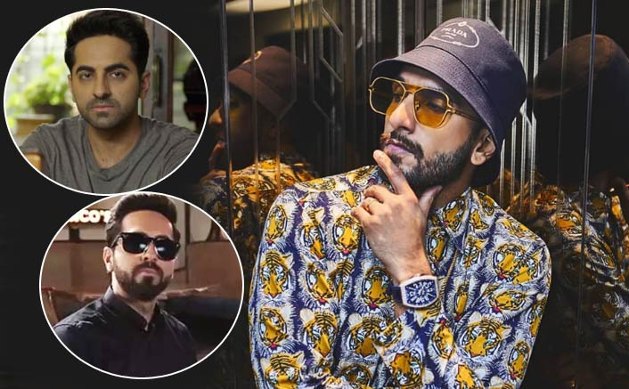Ranveer Singh Wants To Go Ayushmann Khurrana Way; Deets Inside!