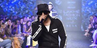 Ranveer Singh enlivens LFW with rap, rappers