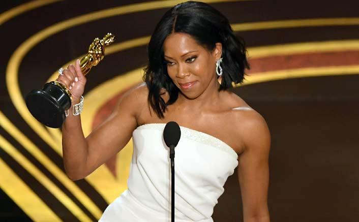 Regina King wins her first Oscar