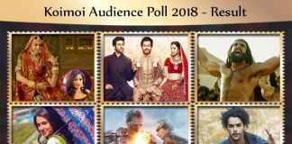 Result Of Koimoi Audience Poll 2018: From Padmaavat To 2.0 - It's Raining Awards!