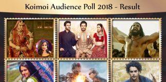 Result Of Koimoi Audience Poll 2018: From Padmaavat To 2.0 - It's Raining Awards!