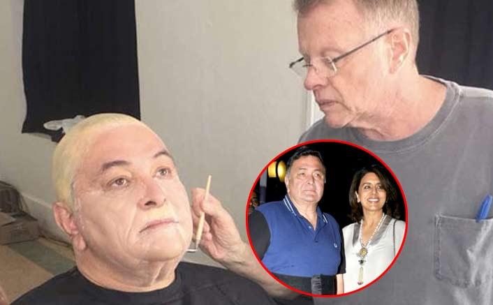 Rishi, Neetu congratulate 'Kapoor & Sons' make-up artist for Oscar win
