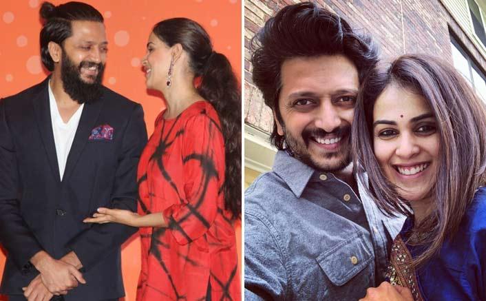 Riteish is reason for my smile: Genelia on wedding anniversary