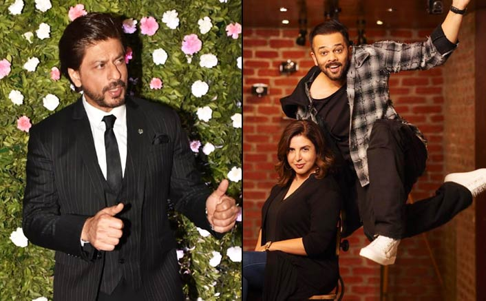 Rohit Shetty & Farah Khan Team Up - THIS Is The Film Shah Rukh Khan Needs!