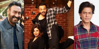 Rohit Shetty - Farah Khan's Upcoming: Shah Rukh Khan, Ajay Devgn Or These Actors, Whom Do You Want To See In Lead?