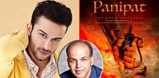 Sahil Salathia Joins The Star Cast Of Ashutosh Gowariker's Panipat As Shamsher Bahadur