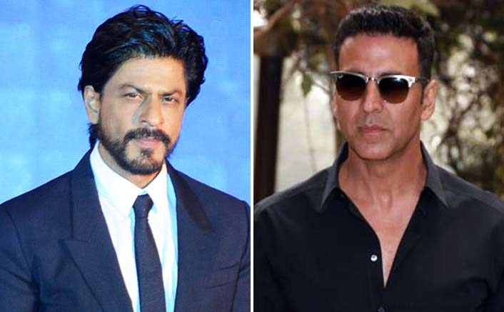 Shah Rukh Khan & Akshay Kumar To Reunite After 21 Years For This Film? It's All We Need!