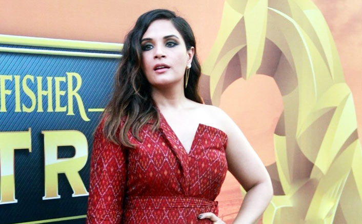 So much stigma attached to sexual crime: Richa Chadha
