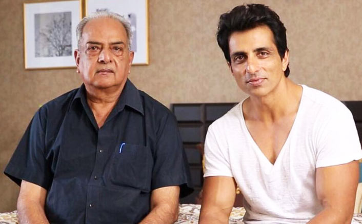Sonu Sood pens emotional note for late father