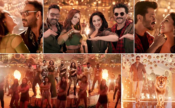 Speaker Phat Jaaye From Total Dhamaal OUT: Esha Gupta, Ajay Devgn & Team Entice You For The Fun Ride!