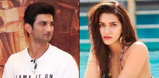 Sushant Singh Rajput Wants To Steal Kriti Sanon's Surname! WATCH VIDEO