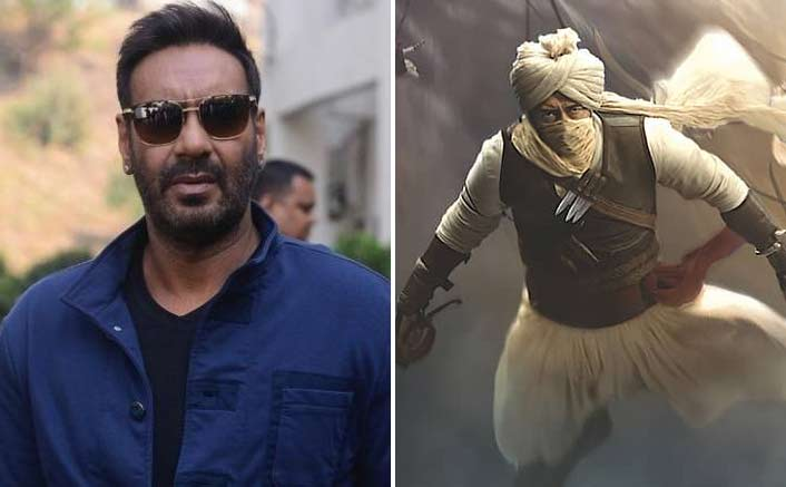 Tanhaji: The Unsung Warrior: Ajay Devgn Associates With Hunger Games' Artist For Action Sequences!