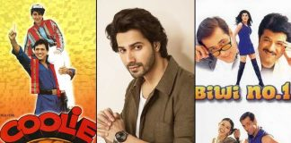 The No. 1 Movie Of Varun Dhawan Is Govinda's Coolie No. 1 & Not Salman Khan's Biwi No.1?