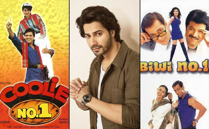 The No. 1 Movie Of Varun Dhawan Is Govinda's Coolie No. 1 & Not Salman Khan's Biwi No.1?