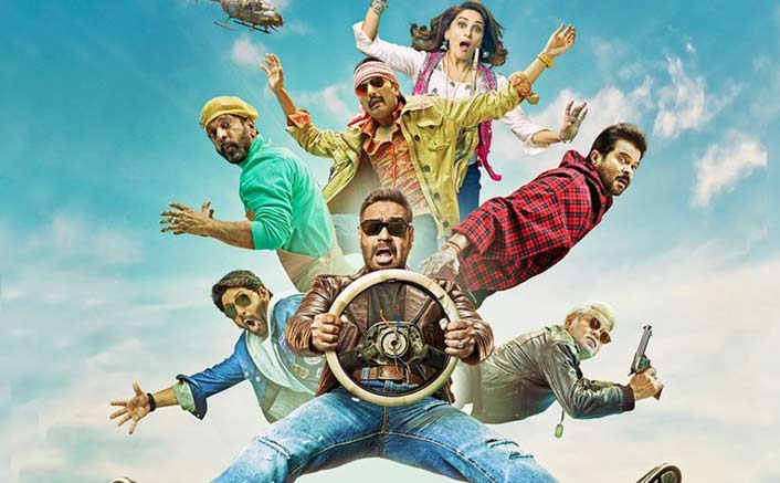 Total Dhamaal Box Office: Here's The Daily Breakdown Of Ajay Devgn, Anil Kapoor, Arshad Warsi, Riteish Deshmukh & Madhuri Dixit Led 2019 Comedy Film