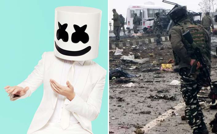 Two-minute silence observed for Pulwama martyrs at Marshmello's show
