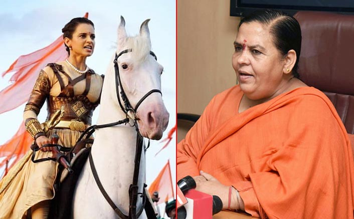 Uma Bharti 'filled with high energy' after watching 'Manikarnika...'