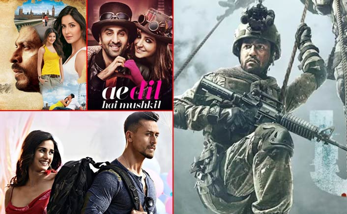 Uri- The Surgical Strike Box Office (Worldwide): With 247.90 Crores Beats Shah Rukh Khan, Ranbir Kapoor & Tiger Shroff In Worldwide Grossers