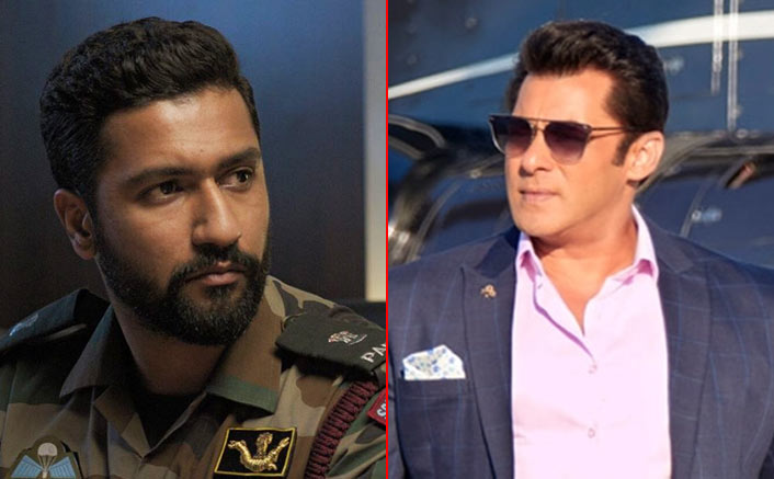 Uri - The Surgical Strike Box Office (Worldwide): Yet Again BEATS Another Salman Khan Film In The List
