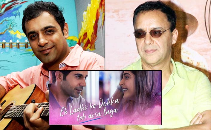Vidhu Vinod Chopra was not open to recreating 'Ek Ladki...': Composer