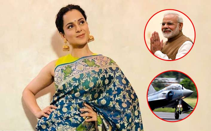 """We Salute the Indian Air Force and Prime Minister, the fight against terror has begun"" : Kangana Ranaut on Surgical Strike 2.0"