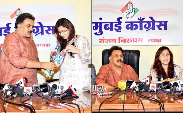Will be Congress candidate in Mumbai: Shilpa Shinde
