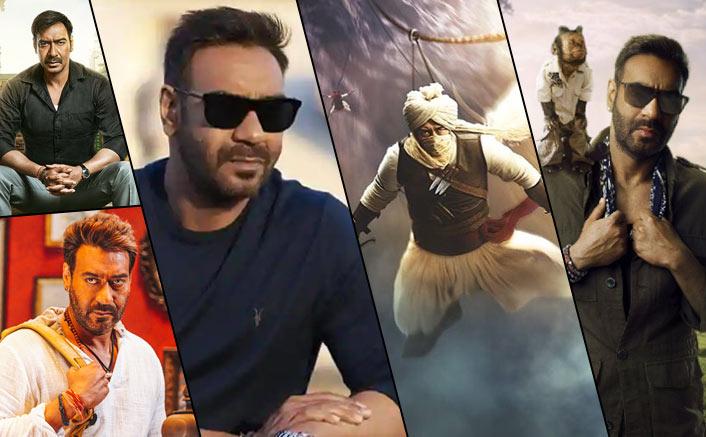With Tanhaji and De De Pyaar De, Will Ajay Devgn Deliver 5 Successes In A Row?
