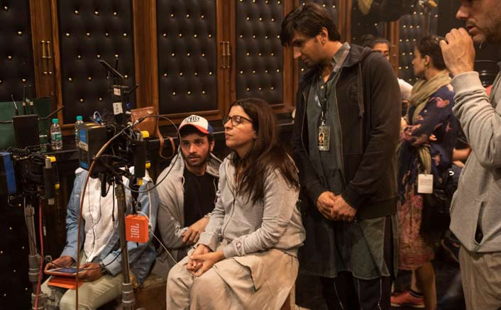 Zoya Akhtar gets rave reviews for Gully Boy internationally