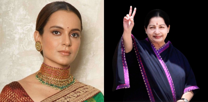 CONFIRMED! Kangana Ranaut To Play Jayalalithaa In Her Biopic Thalaivi, Details Inside