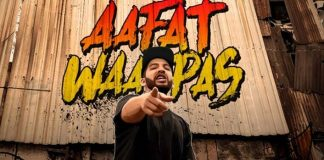 Aafat Waapas: 'Gully Boy' Naezy Dedicates A Cracking Comeback To Fans!