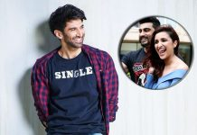 Aditya claims he's single, Arjun calls him liar
