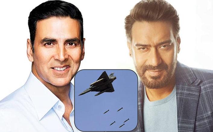 Ajay Devgn, Akshay Kumar Or Others - Perfect Choice For The Film On Balakot Air Strike?