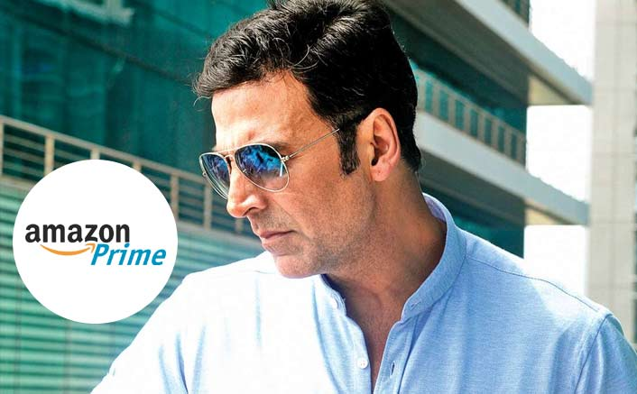 Akshay Kumar Bags Another Project! To Star In Amazon Prime's Original Series