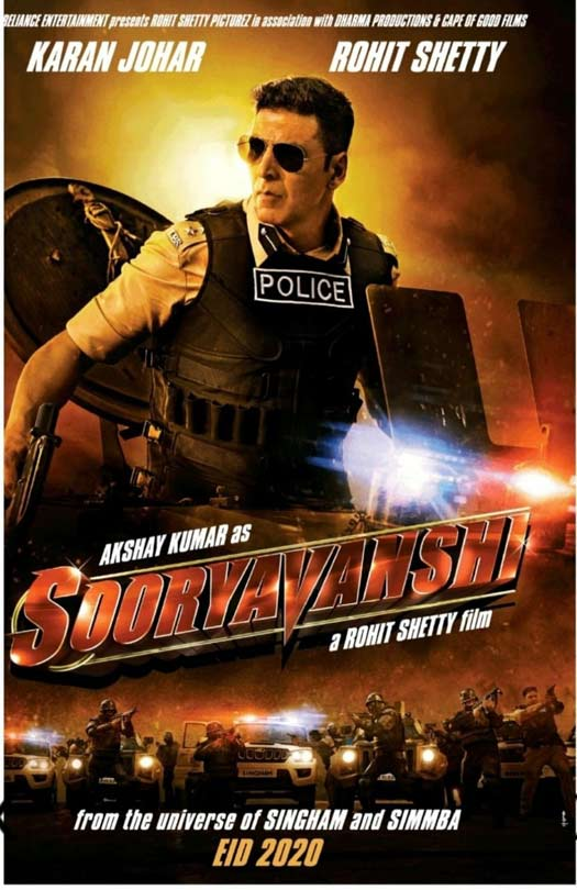 Sooryavanshi First Look Posters On 'How's The Hype?': BLOCKBUSTER Or Lacklustre?