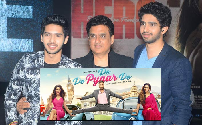 Amaal Mallik teams up with father, brother for song