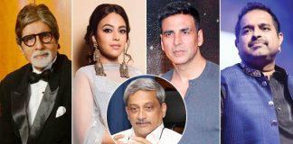 Amitabh Bachchan, Akshay Kumar, Swara Bhasker & B'Town Celebs Mourn The Demise Of Goa CM Manohar Parrikar