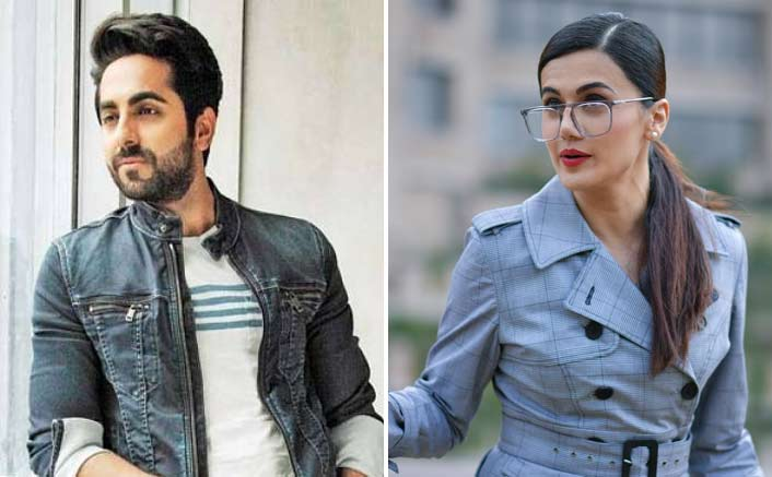 Ayushmann discussed 'Article 15' script with Taapsee