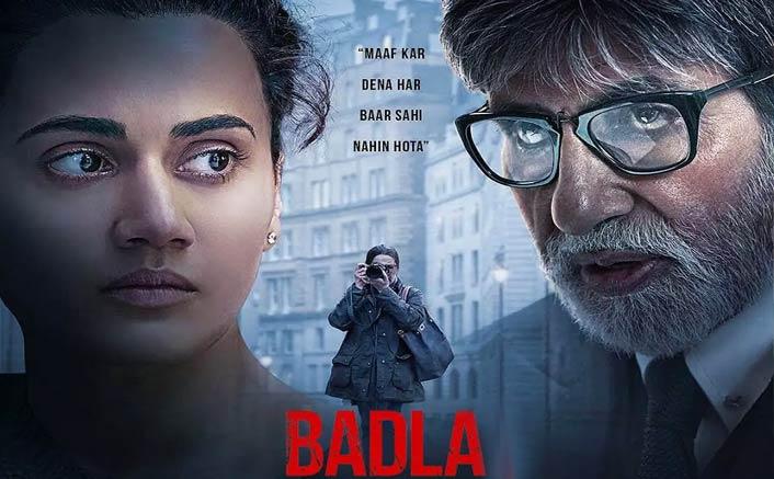 Badla: Netflix