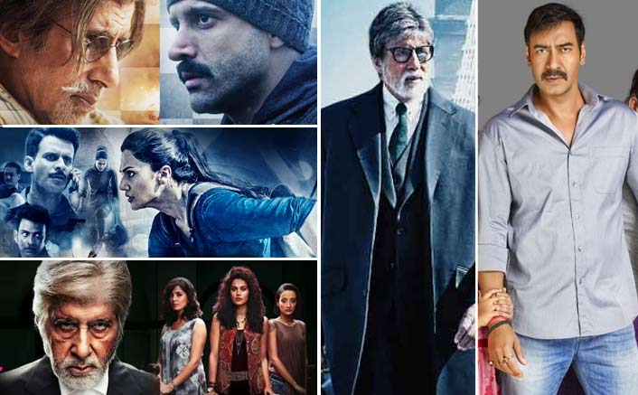 Box Office - Badla does better than Wazir, Naam Shabana and Pink over the weekend, is next only to Drishyam