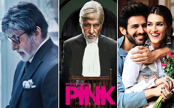 Box Office - Big B-Taapsee's Badla surpasses Pink lifetime in just 2 weeks, Luka Chuppi stays fair on Thursday